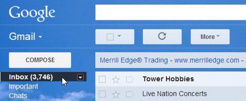 how to move emails to files in gmail